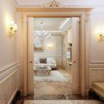классический дизайн квартир