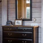 черная мебель для стиля прованс
