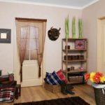 дизайн современной комнаты