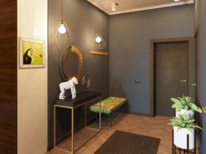 модная мебель в современном стиле для коридора