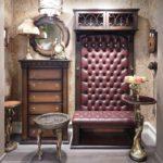 мягкая мебель в прихожей