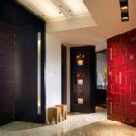 стиль модерн для коридора