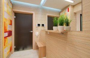 Бамбуковое полотно в интерьере