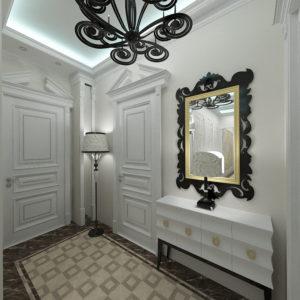 декор помещения в стиле арт-деко