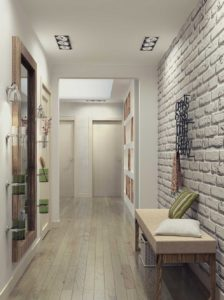 фото дизайна интерьера коридора