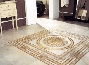 фото керамической плитки для прихожей