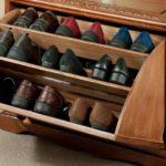 идеи для хранинения обуви в шкафу