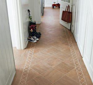матовый кафель для коридора