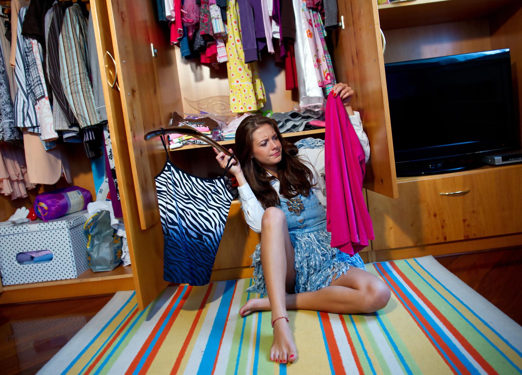 Проанализируйте свой гардероб