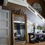 декоративная рама зеркал
