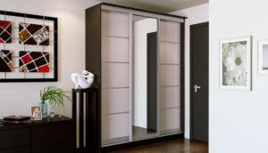 дизайн шкафа в минимализме