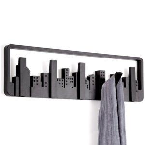 горизонтальная вешалка для одежды