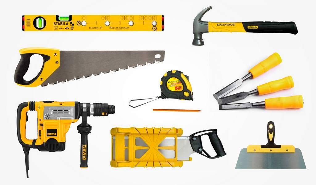 Инструменты для изготовления вешалки