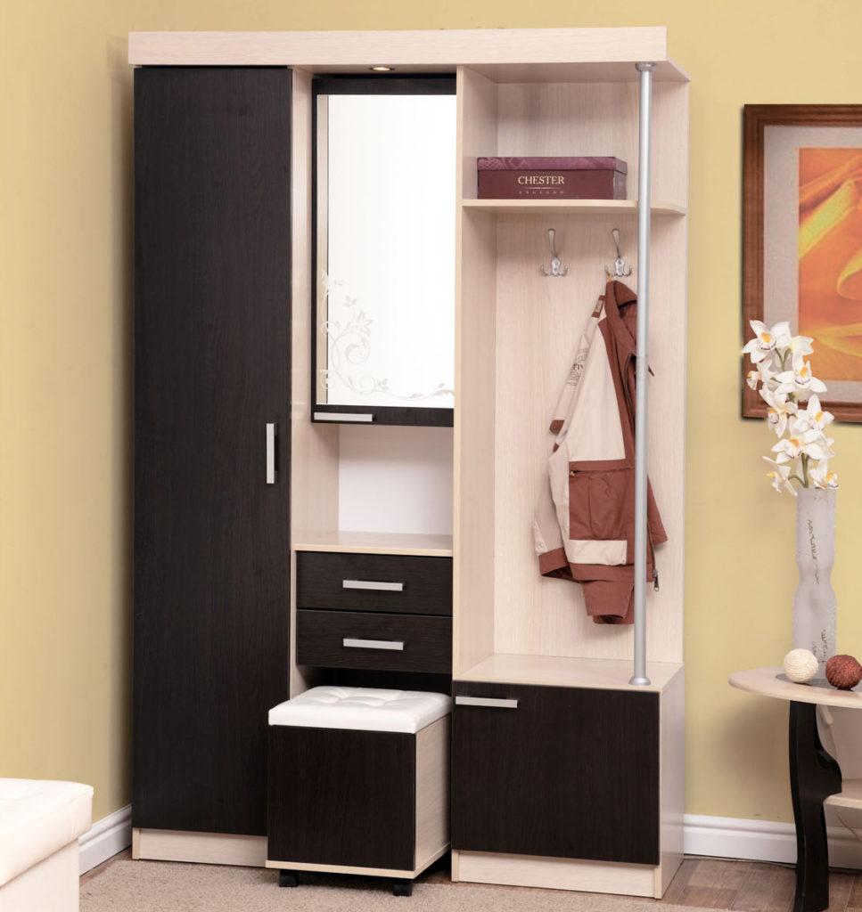 черно-белая современная мебель
