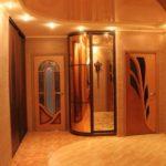 межкомнатные двери в коридоре