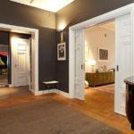 раздвижные двери в прихожей