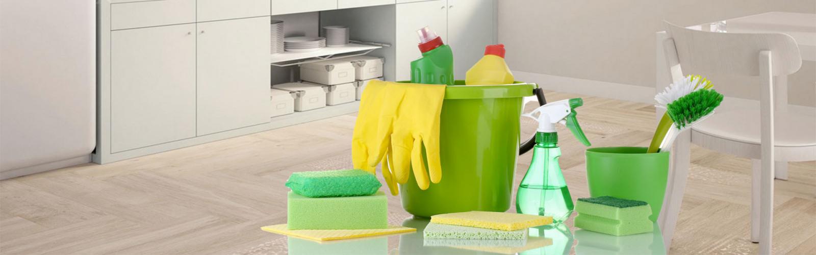 Фото моющих средств для уборки в доме