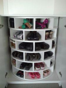вращающиеся шкаф для обуви
