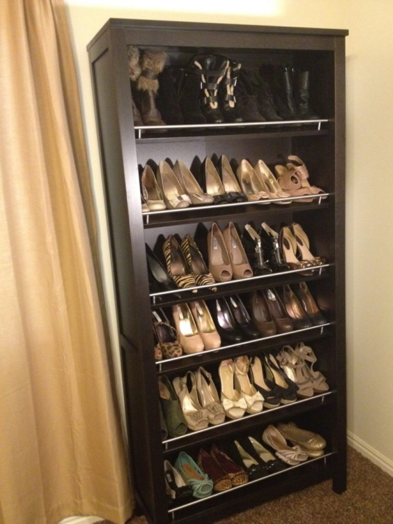 Фото полки для обуви