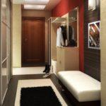 дизайн мебели прихожей в квартире