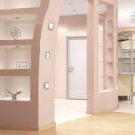 интересные варианты декора комнаты
