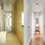 примеры дизайна коридора