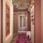 розовый цвет в дизайне