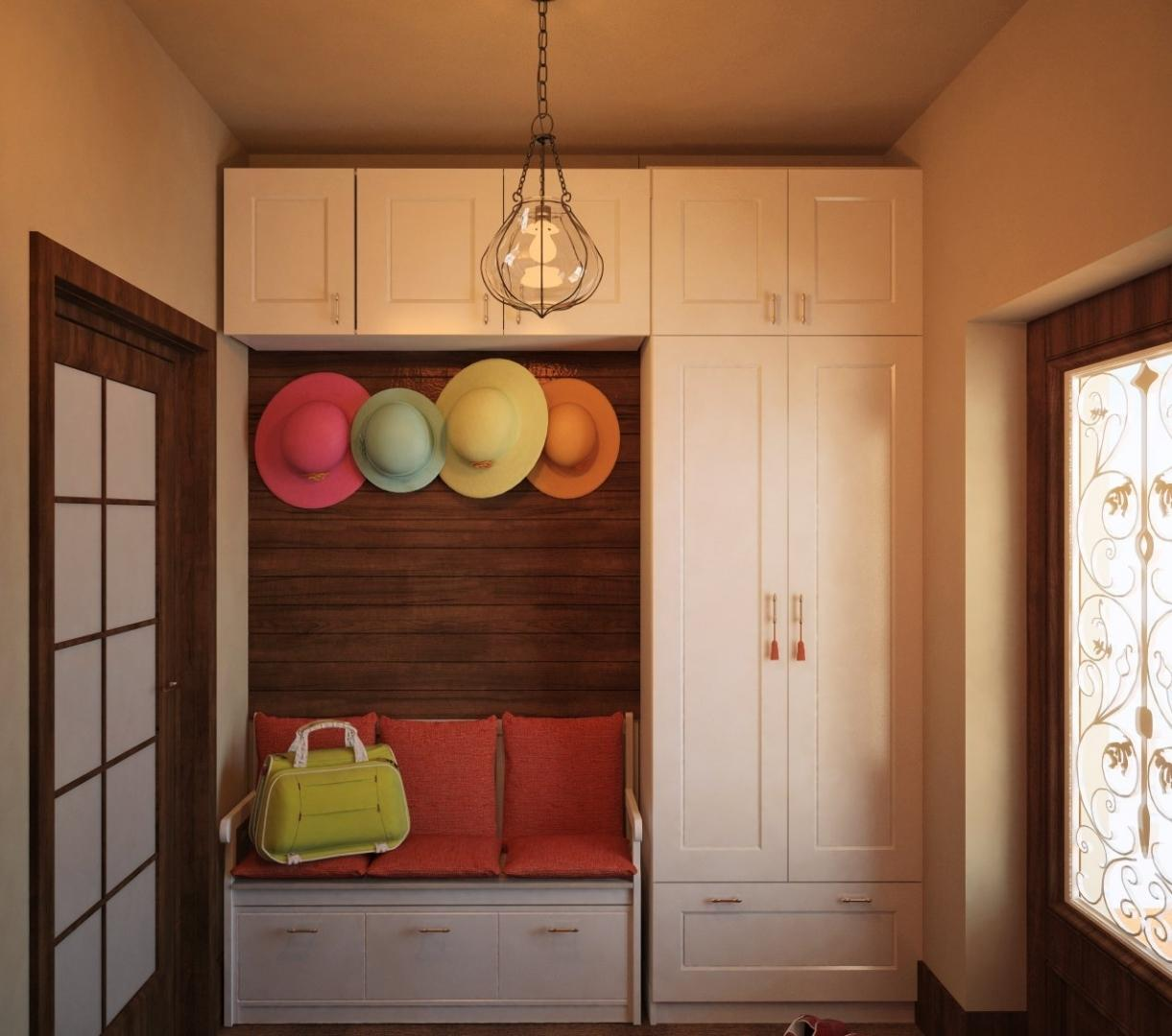 Правильный цвет мебели