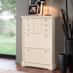 белый малогабаритный шкаф