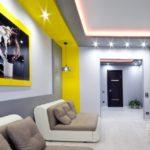 Правильный свет в прихожей и доме