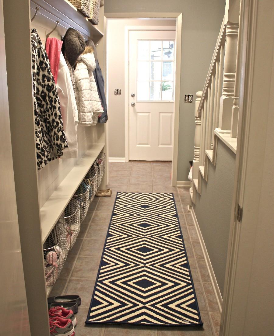 коврик на пол в коридоре