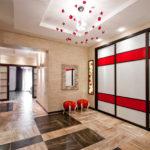дизайнерский интерьер в квартире