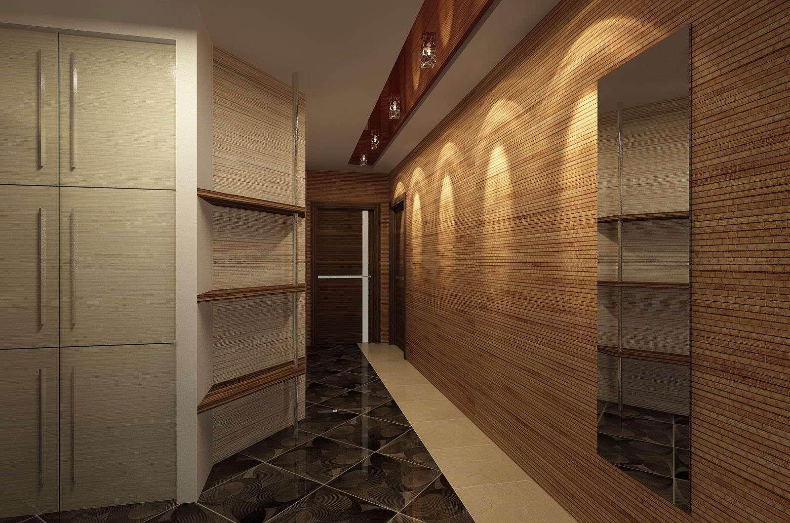 панели пвх в японском стиле интерьера