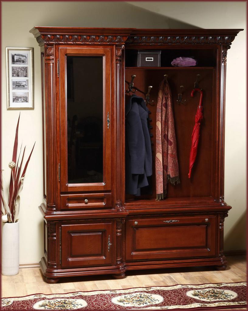 долговечная мебель из дуба