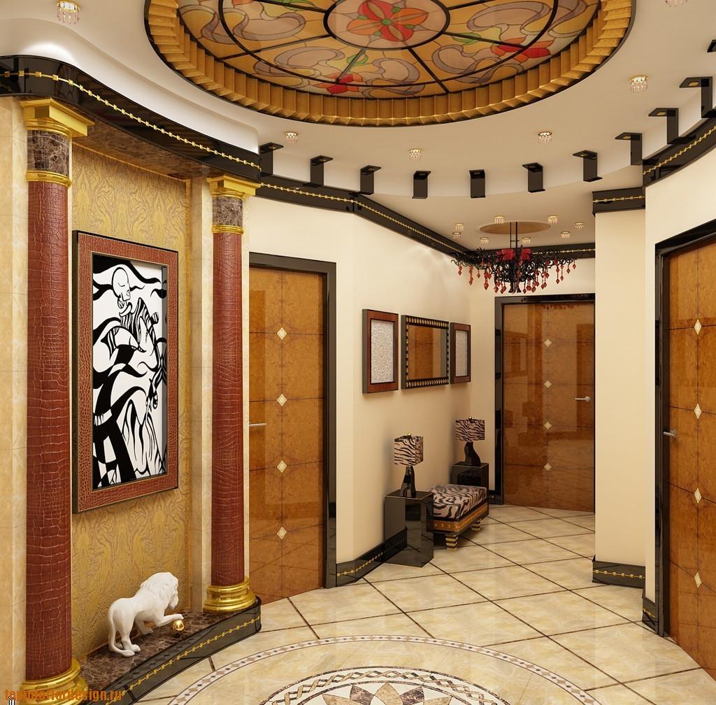 сафари в оформлении комнаты