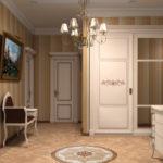 французский стиль в интерьере
