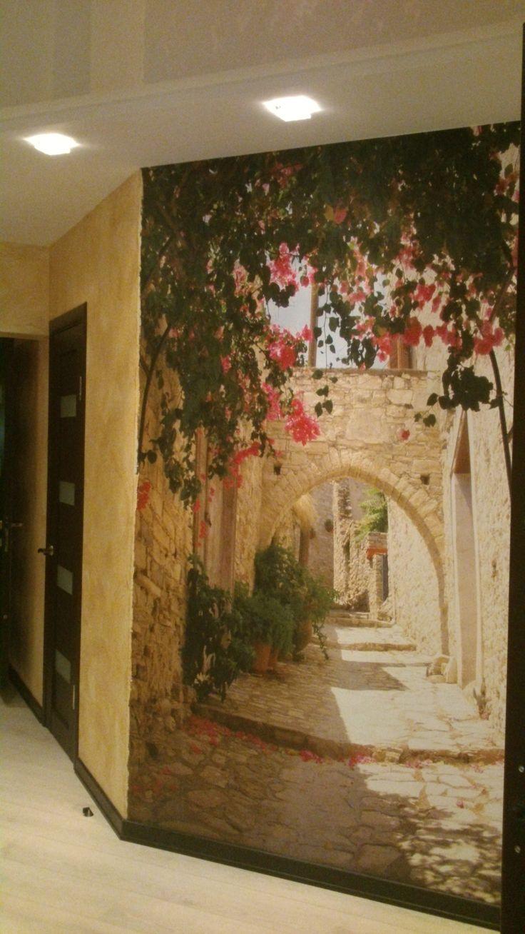 Красивые пейзажи панно на стене