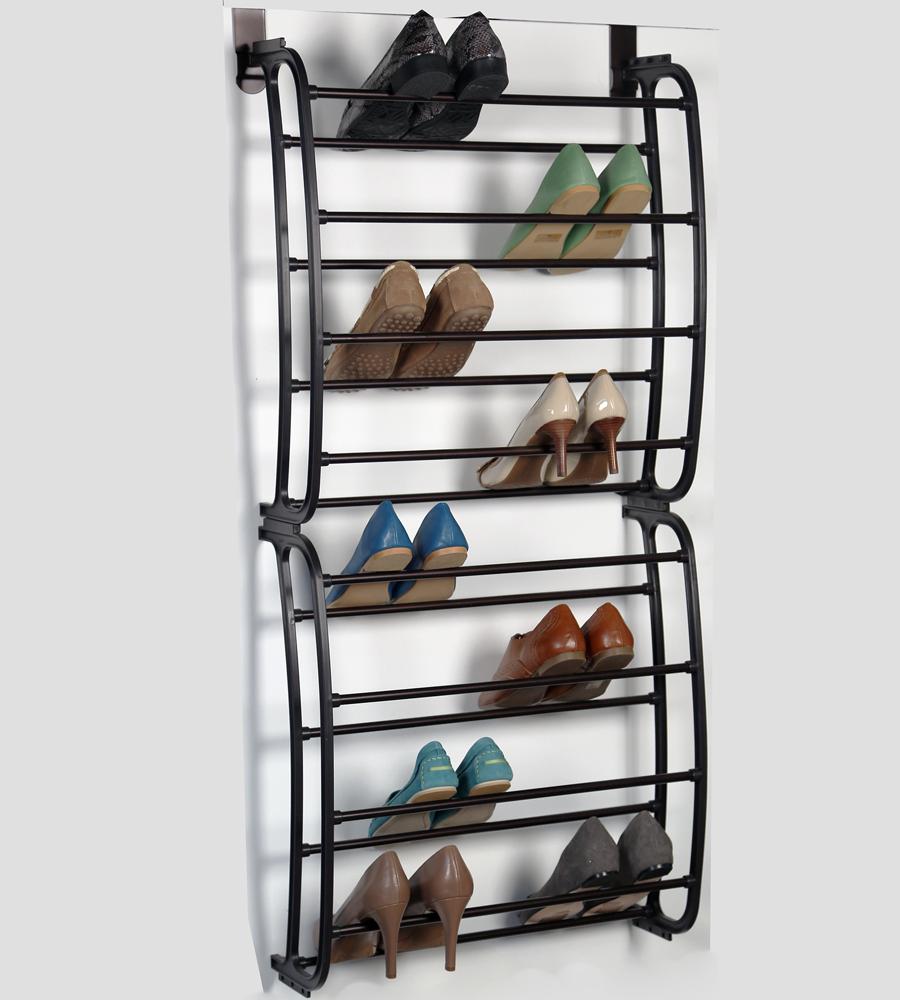 Настенная подвесная полка для обуви