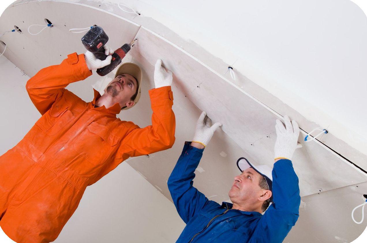Делаем потолок в прихожей