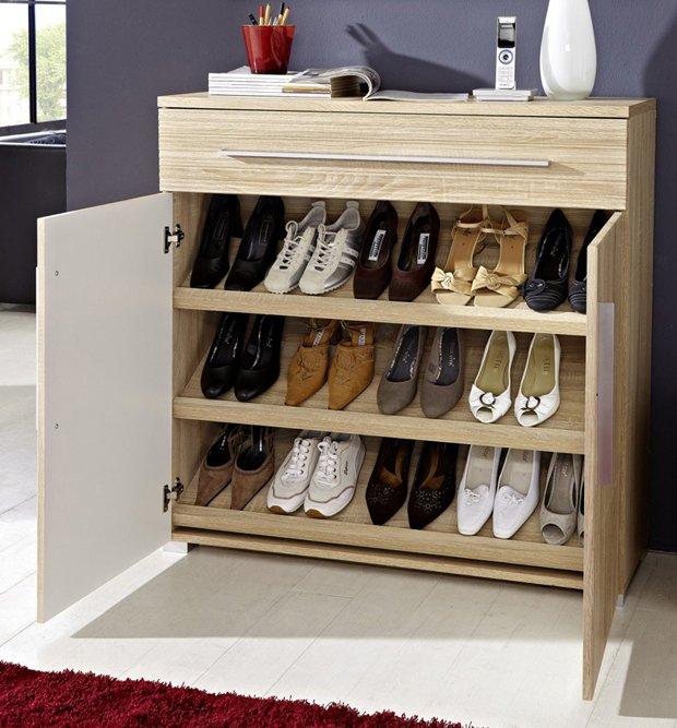 Шкаф для обуви в прихожую.