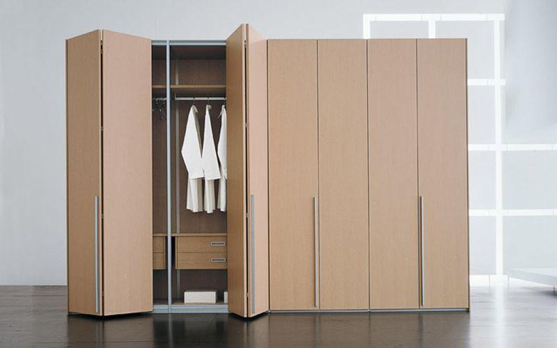 Шкаф-гармошка из листов ДСП