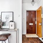 современный дизайн прихожей комнаты