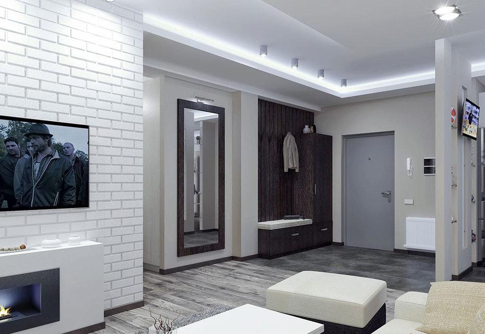 идеи для совмещения комнат