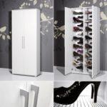 гламурный шкаф для обуви
