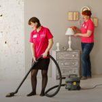 клин менеджеры для уборки прихожей