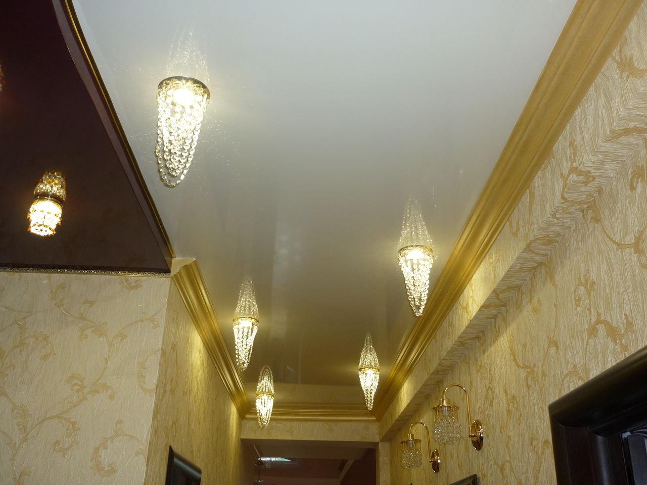 Правильное освещение в коридоре