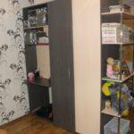 шкаф-перегородка в детской комнате