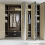 шкаф-гармошка большой модульный