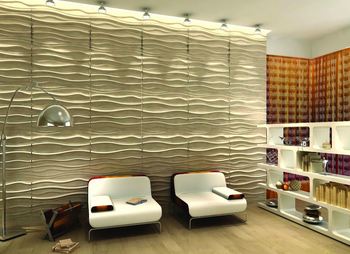 Стеновая панель из бамбука