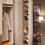 выдвежная шкаф для обуви